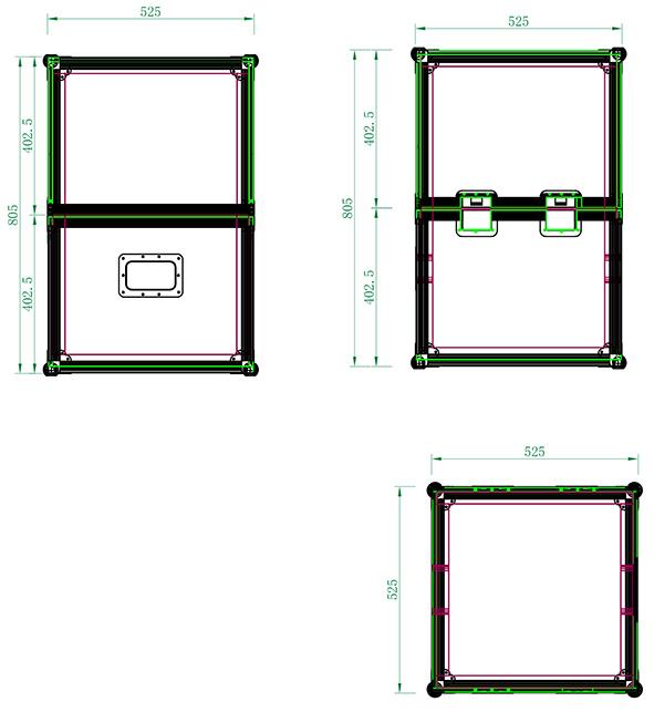 2096-1 525X525X805 航空箱 主图 (1)